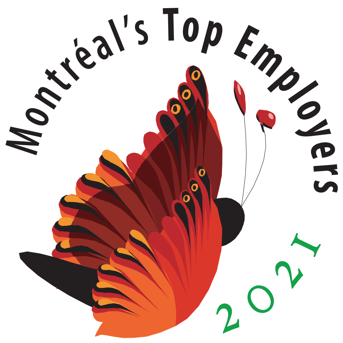 Montreal's Top Employers 2021