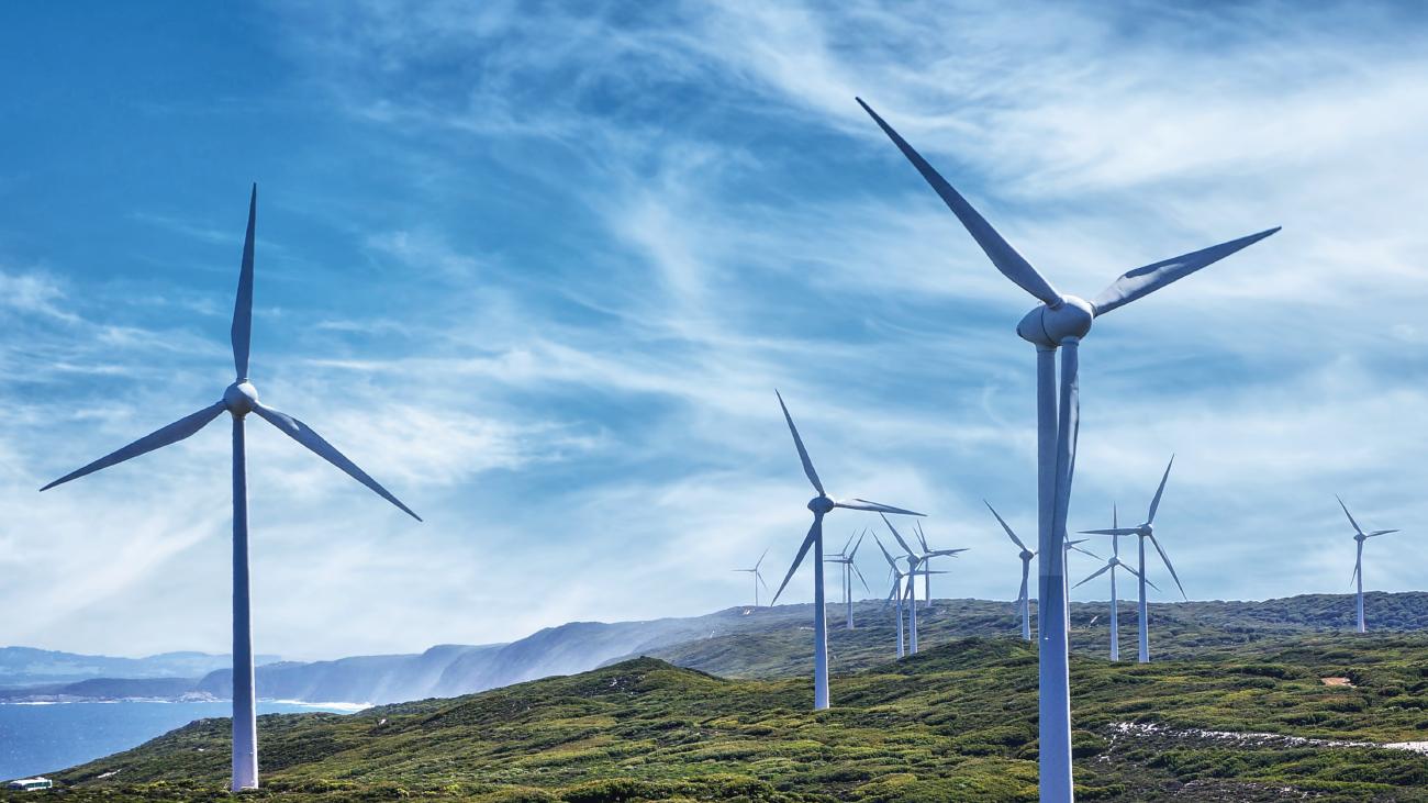 ESG Windmills