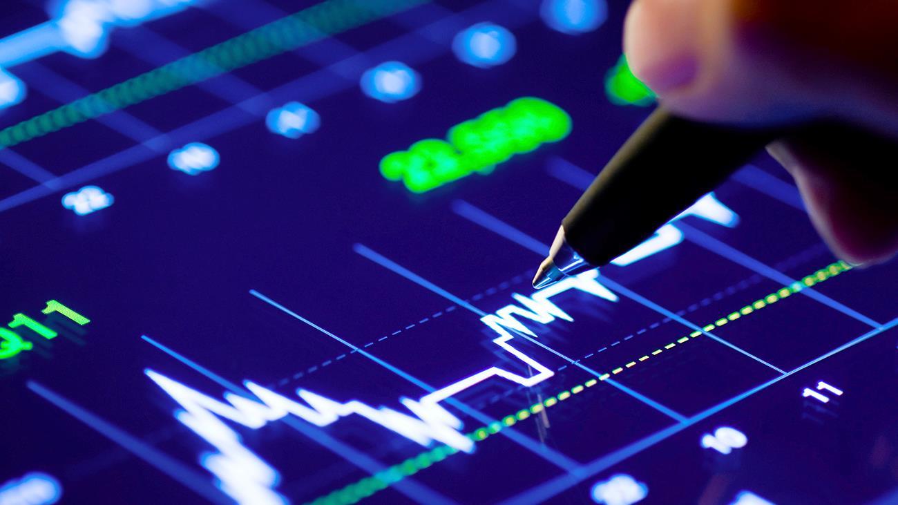 Stocks Market Chart